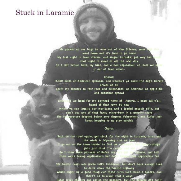 StuckInLaramielyrics